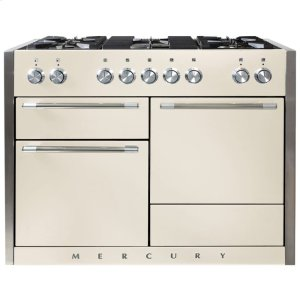 AGAIvory AGA Mercury Dual Fuel Range  AGA Ranges