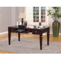 Boston 60 in. Writing Desk Product Image