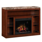 Adams TV Stand with Electric Fireplace Product Image