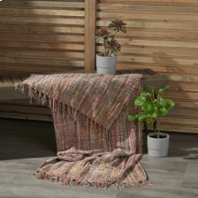 Outdoor Throws Ih018 Multicolor 50 X 60 Throw Blanket