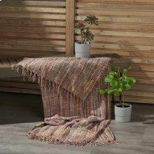 Outdoor Throws Ih018 Multicolor 50 X 60 Throw Blanket
