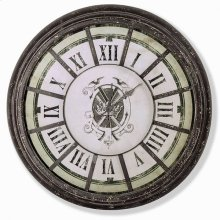 Bard Wall Clock