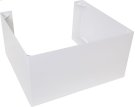 White Classic Pedestal Product Image