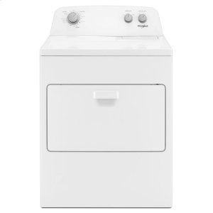 7.0 cu. ft. Top Load Gas Dryer with AutoDry Drying System -