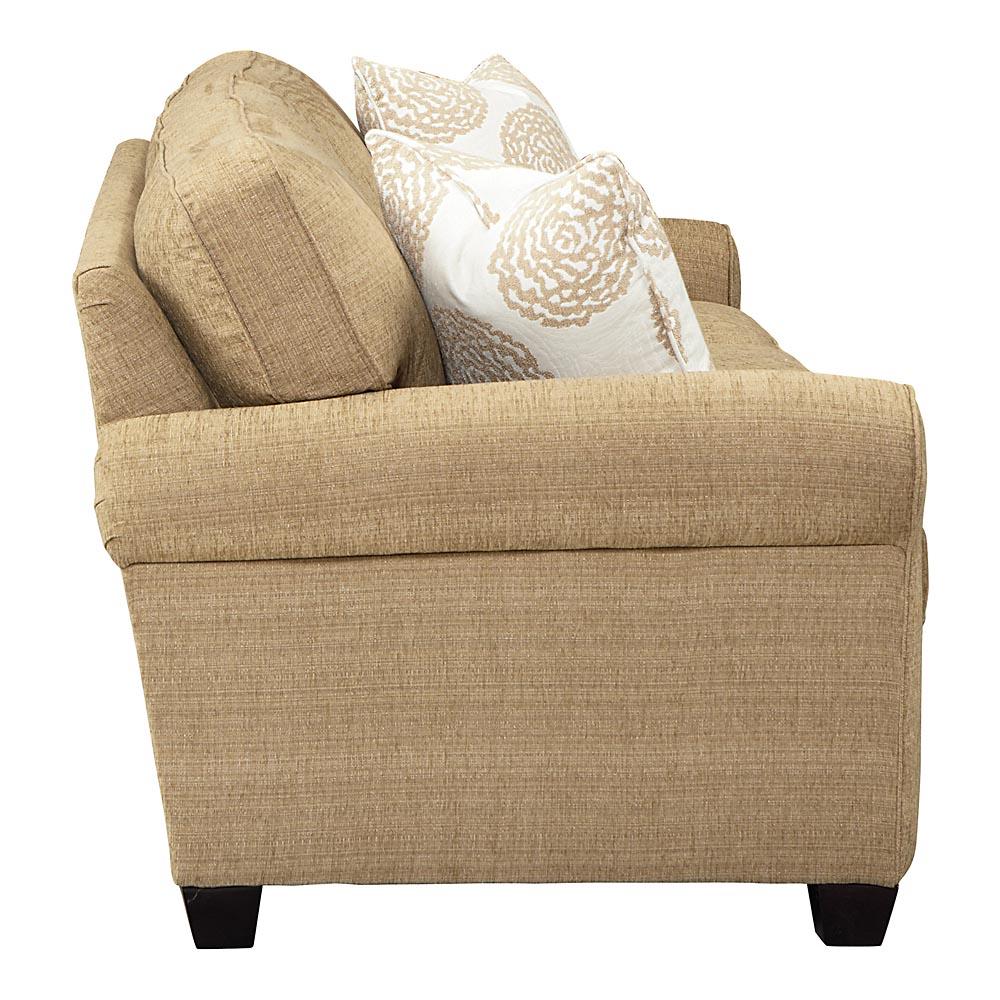 39936q in by bassett furniture in lafollette tn queen sleeper rh wenderfurniture com Sleep Sofa Pit Sectional Sofa
