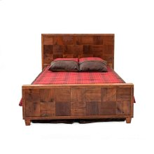 Cloverdale Bed - Queen Bed ( Complete )