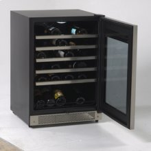 "Model WCR4600S - 24"" Built-In Wine Chiller"