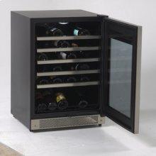 """Model WCR4600S - 24"""" Built-In Wine Chiller"""
