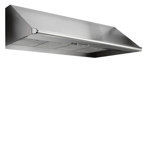 """Renaissance 36"""" wide, 18"""" high, and 26 7/8"""" deep Epicure wall-mounted hood. As-Is Out-of-box Unit"""