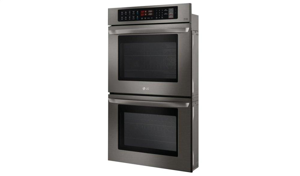 Lwd3063bdlg Liances Lg Black Stainless Steel Series 9 4