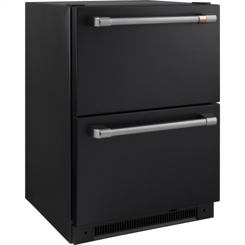 Café 5.7 Cu. Ft. Built-In Dual-Drawer Refrigerator