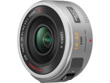 LUMIX G X Vario Power Zoom Lens, 14-42mm, F3.5-5.6 ASPH., Micro Four Thirds, POWER Optical I.S. - H-PS14042S