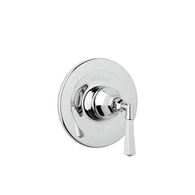Polished Chrome Palladian Pressure Balance Trim Without Diverter with Palladian Metal Lever