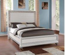 Monterrey Pearl Queen Mansion Bed