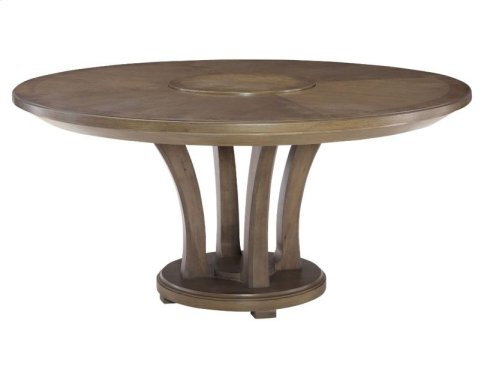 "62"" Round Table-regular Height"