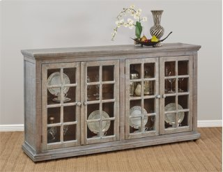 4 Door Sideboard