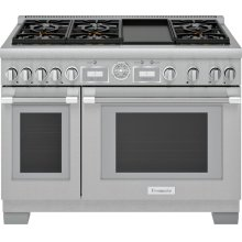 48-Inch Pro Grand® Commercial Depth Gas Range