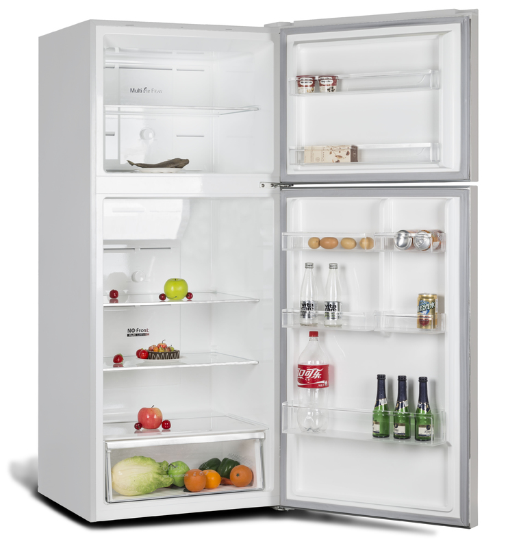 FF145H0W Avanti 14.5 CF Frost Free Refrigerator / Freezer ...