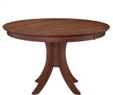 "Siena 48"" Pedestal Table w/ 30"" Base Espresso"