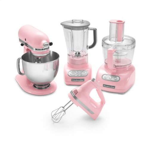 KitchenAid® Artisan® Series 5 Quart Tilt-Head Stand Mixer - Pink