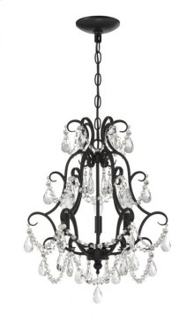 Mini Chandelier - 1133C-ESP
