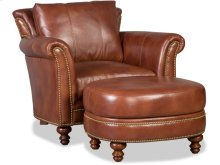 Richardson Stationary Chair & Ottoman 8-Way Tie