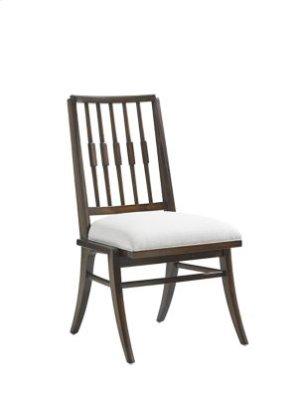Crestaire-Savoy Side Chair in Porter