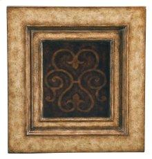 Sedona Small Cabinet - Antique Parchment