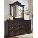 Cambridge Arched Dresser Mirror Product Image