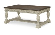 Renaissance Cocktail Table