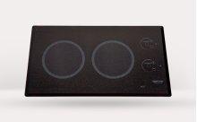 120V Portrait Lite-Touch Q® 2 Burner Trimline