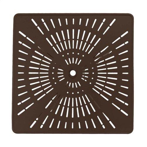 """La'Stratta 42"""" Square Umbrella Dining Table (ADA Compliant)"""