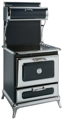 "Black 30"" Classic Electric Range - Model 8210"