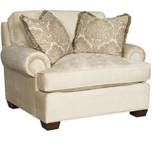 Henson Fabric Chair & 1/2