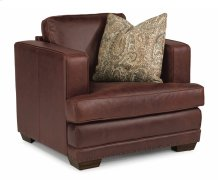 Fulbright Leather Chair