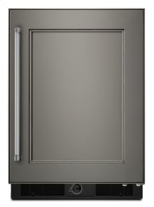 """24"""" Undercounter Refrigerator with Stainless Steel Door - Panel Ready"""