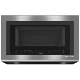 Jenn-Air(R) 30-Inch Over-the-Range Microwave Oven with Convection, Stainless Steel