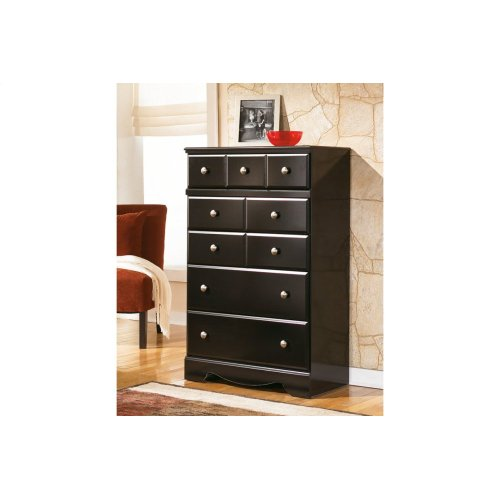 B271 Five Drawer Chest (Shay)