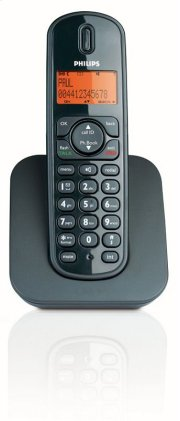 Digital cordless phone handset Product Image