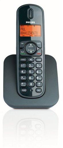 Digital cordless phone handset