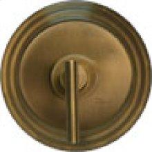 "Antique Brass 42"" Grab Bar"