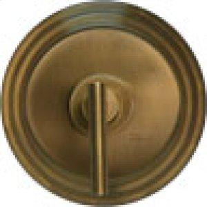 Antique Brass Diverter/Flow Control Handle