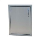 "20"" Vertical Single Access Door Product Image"
