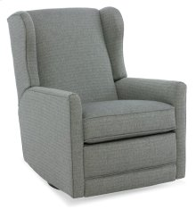 Living Room Jada Swivel Glider Recliner 5008