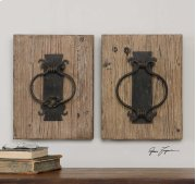 Rustic Door Knockers, S/2 Product Image
