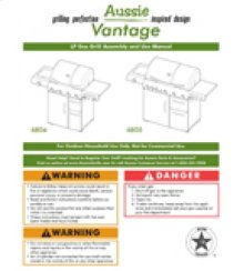 Vantage 6804T-6805 Series Owners Manual (Free Downloads)