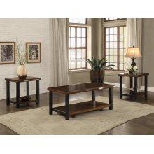 Crane Coffee Table W/caster