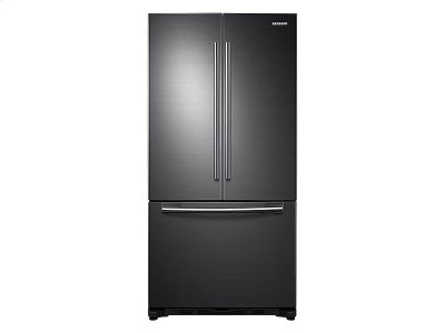 18 cu. ft. Counter Depth French Door Refrigerator Product Image