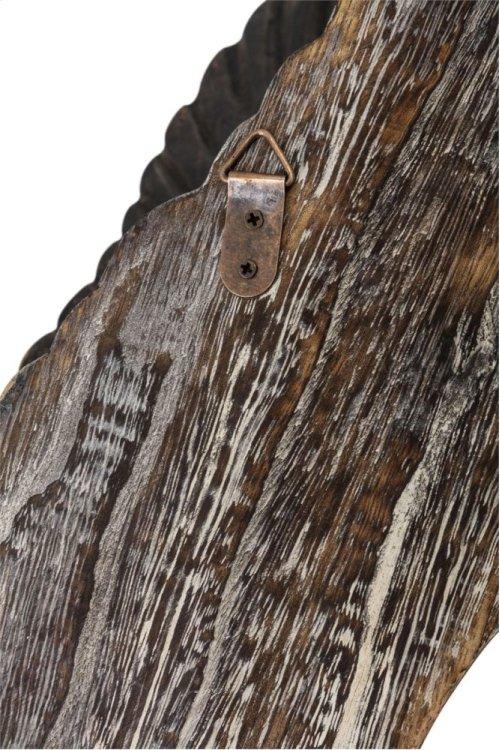 Reeds Migration Wood Wall Decor - Set of 3