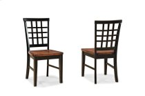 Arlington Lattice Back Side Chair Product Image